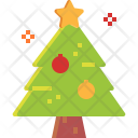 Tree Forest Ornaments Icon