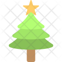 Christmas Tree Xmas Icon