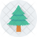 Pine Tree Fir Icon