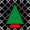 Color Tree Chri Icon