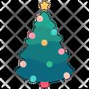 Christmas Holiday Tree Icon