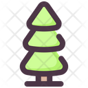 Christmas Winter Tree Icon