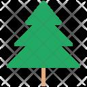 Christmas Tree Eco Icon