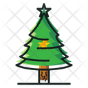 Christmas Tree Xmas Tree Decorative Tree Icon