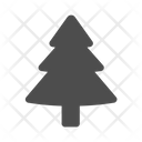 Christmas Tree New Year Tree Xmas Icon