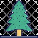 Christmas Tree Evergreen Tree Fir Tree Icon