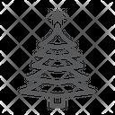 Christmas Fir Tree Icon