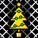 Christmas Tree Xmas Icon