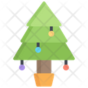 Tree Tradition Holidays Icon