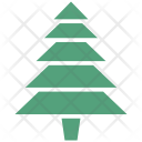 Tree Christmas Nature Icon
