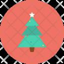 Tree Christmas Icon