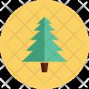 Tree Christmas Pine Icon