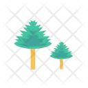 Tree Wood Garden Icon