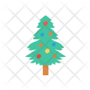Tree Christmas Wood Icon