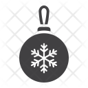 Tree Ball Christmas Icon