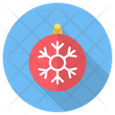 Ball Christmas Tree Icon