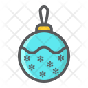 Tree Ball Xmas Icon