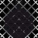 Christmas Tree Bauble Icon