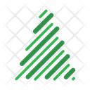 Tree Pattern Tree Design Xmas Tree Icon