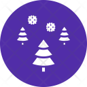 Christmas Trees Tree Icon