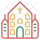 Christmas Xmas Church Icon