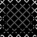 Chroma Background Screen Icon