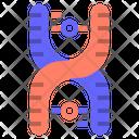 Chromosome Dna Chromosome Dna Icon