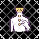 Treatment Chronic Point Icon