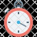 Chronometer Stopwatch Time Icon