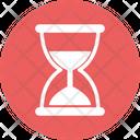 Chronometer Egg Timer Hourglass Icon