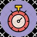 Chronometer Timepiece Time Icon