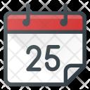 Chrsitmas day Icon