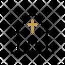 Chruch Religion Prayer Icon