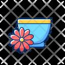 Chrysanthemum Tea Chinese Icon
