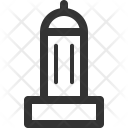 Chrysler Tower Building Icon