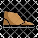Chukka Boot Shoes Icon