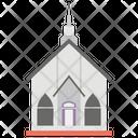 Church Easter Christmas Icon