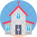 Church Chapel Religious Place Icon