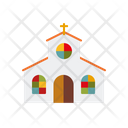 Church Holy Building Christian Religion Icon