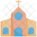 Church Building Property Icon