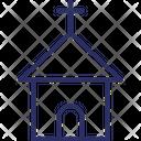 Church Holy Cross Chapel Icon