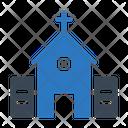 Church Catholic Building Icon