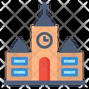 Building Chapel Church Icon Icon