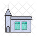 Church Catholic Love Icon
