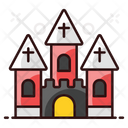 Church Funeral Home Chapel Icon