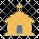 Building Christian Church Icon