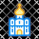 Church Religion Building Icon