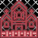 Church Catholic Religio Icon