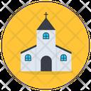 Church Christianity House Church Building Icon