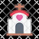 Church Wedding Marriage Icon